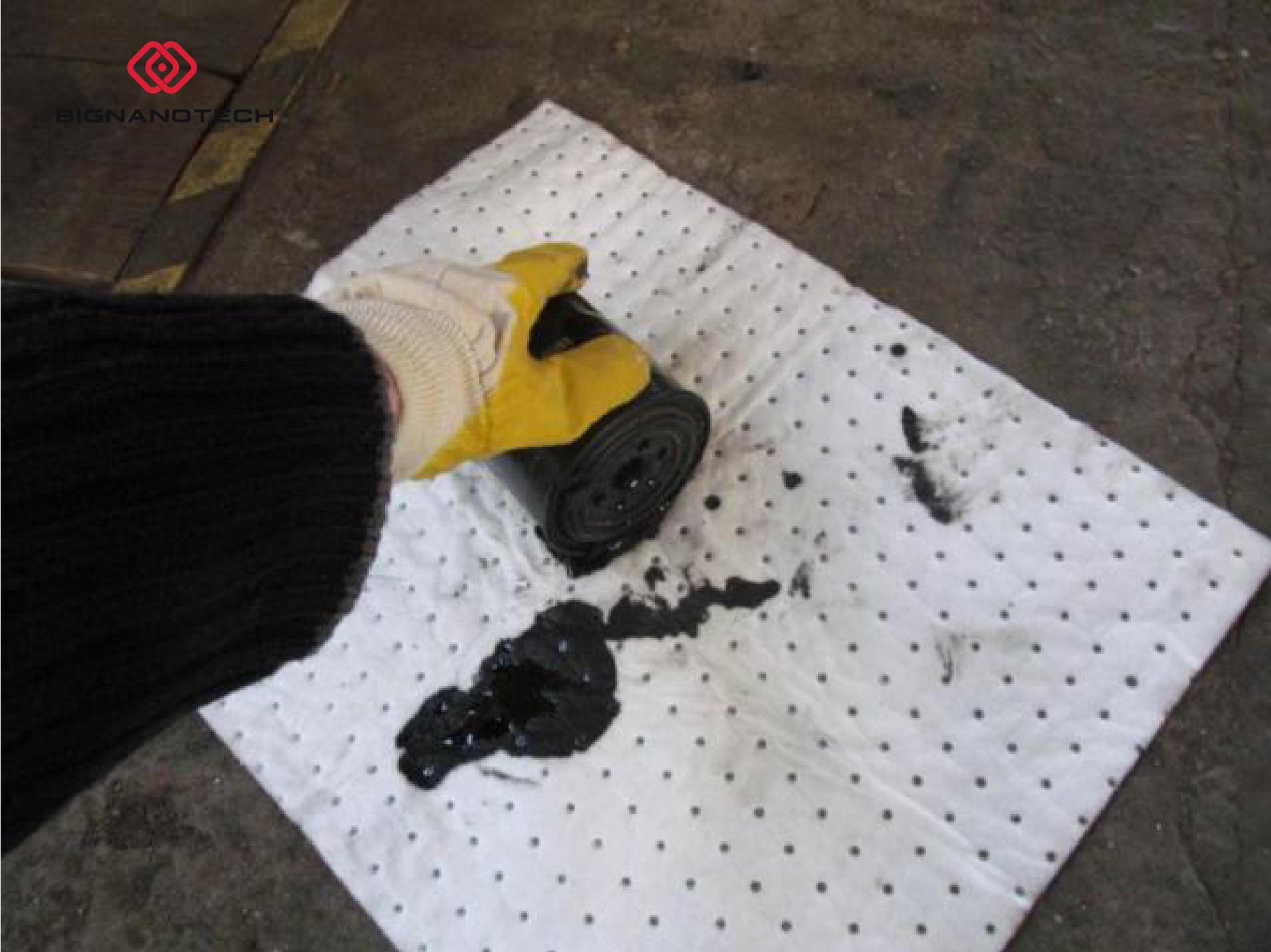 Tấm thấm dầu nanoPAD45